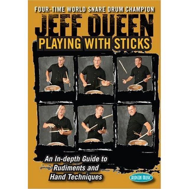 Playing With Sticks [DVD] [